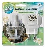 A tu aire Ambientador Eléctrico Sensación de Frescor y Libertad| Fragancia Paseo por la Montaña |Contenido: 1 difusor + 1 Recambio 25 ml