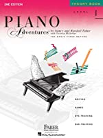 Piano Adventures: Theory Book: Level 1