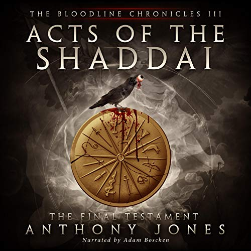 Acts of the Shaddai: The Final Testament Titelbild