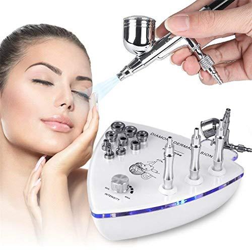 Comesee Máquina De Cuidado Facial/Microdermoabrasión Profesional De Diamante/Equipo De Piel/Exfoliación con Rociador...