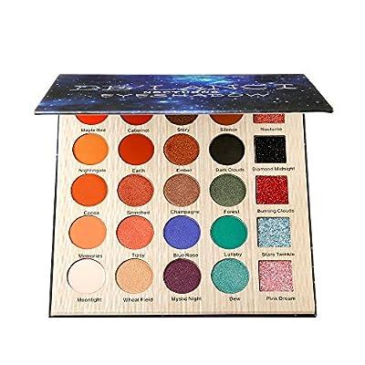Lidschatten Paletten Makeup DE'LANCI