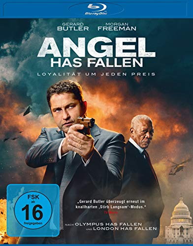 Angel Has Fallen [Blu-ray]