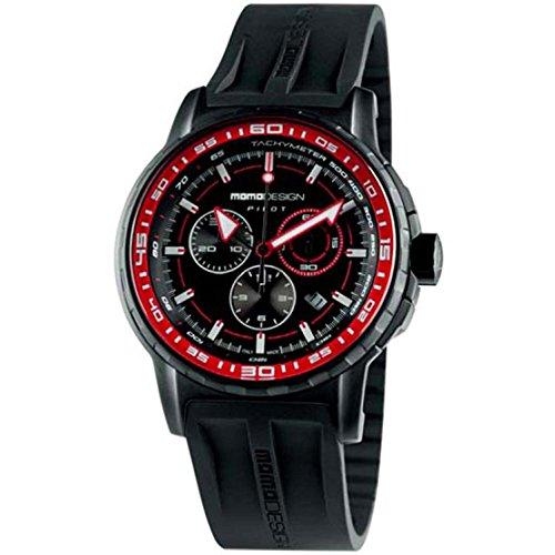 MOMO Design Reloj Informal MD2164BK-41