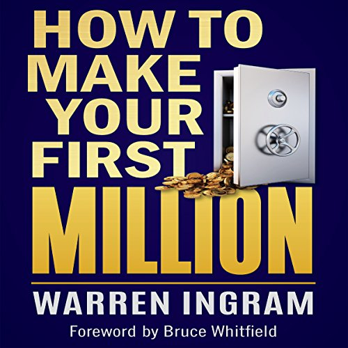 How to Make Your First Million audiobook cover art