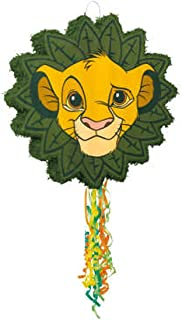 Disney Lion King Shaped Drum Pull Party Pinata