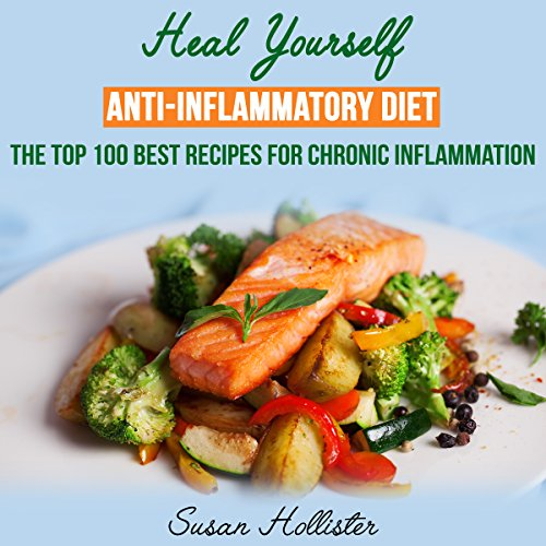 Anti-Inflammatory Diet: Heal Yourself cover art