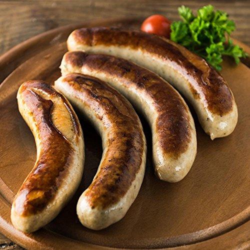 Howe's Bavarian Bratwurst - Cheddar (12 ounce)