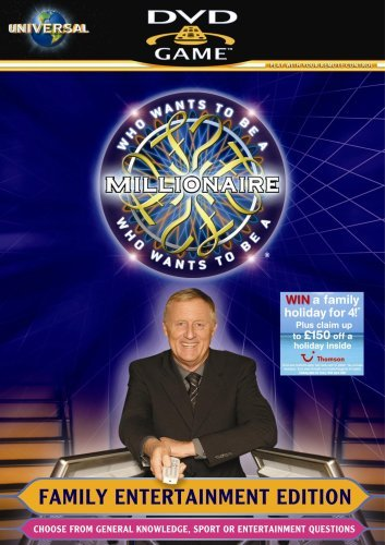 Who Wants To Be A Millionaire 4 - Family Entertainment Edition