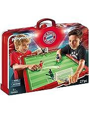 PLAYMOBIL Sports&Action 70046 Przenośny stadion piłkarski FC Bayern, od 5 lat