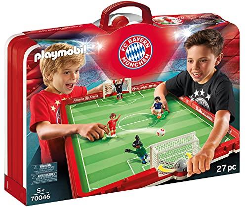 PLAYMOBIL 70046 - FC Bayern München Fußballarena zum Mitnehmen