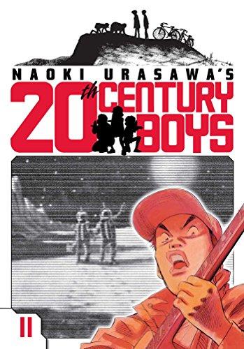NAOKI URASAWA 20TH CENTURY BOYS GN VOL 11 (C: 1-0-1) (Naoki Urasawa's 20th Century Boys, Band 11)