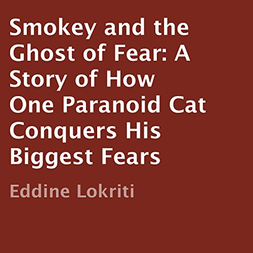 Smokey and the Ghost of Fear audiobook cover art