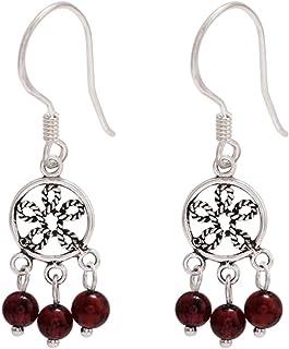 Kapmore Women Earrings Drop Dangle Earrings Vintage Jewelry Statement Long Earrings