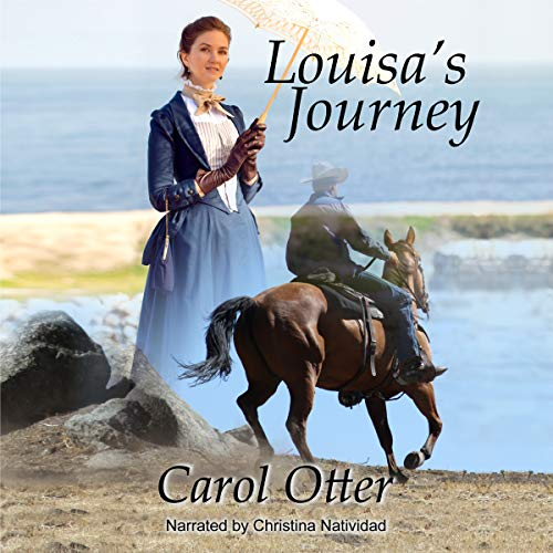 Louisa's Journey audiobook cover art
