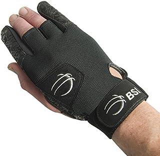 BSI 315 右手保龄球手套,黑色,中号