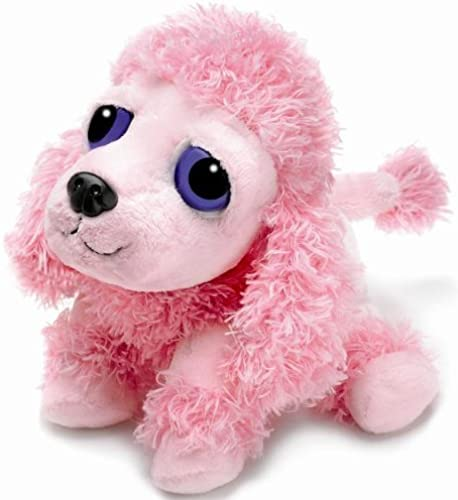 Peepers Susi Rosa Poodle Dog Md 10 by Russ Berrie by Russ Berrie
