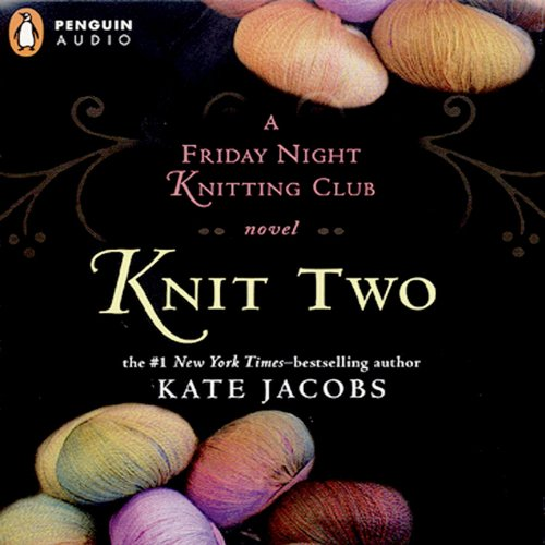 Knit Two audiobook cover art