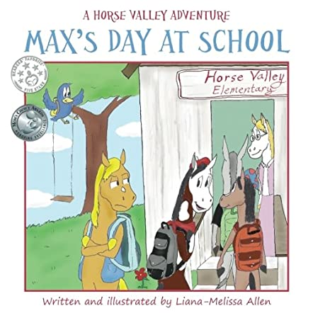 Max's Day at School