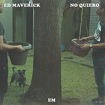 No Quiero (feat. Eidan)