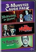 3-Munster Laugh Pack: Munster Go Home / Munsters [DVD] [Import]
