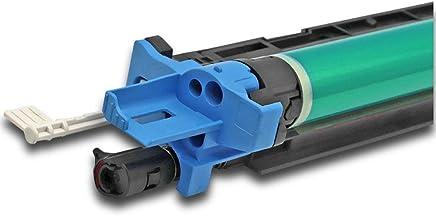 HXSON Adecuado para DR512K cartucho de tu00f3ner Compatible Negro Konica Minolta C224 C284 C364 C45 C554