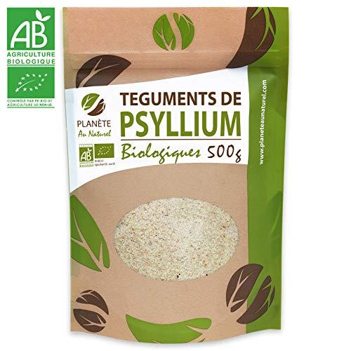 Psyllium Bio (téguments) - 500 g (Beauté et hygiène)