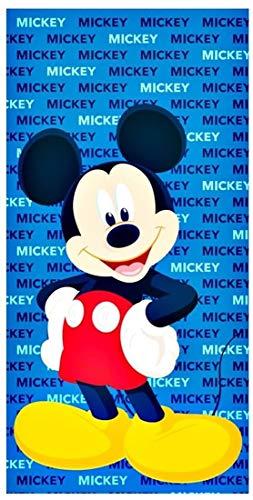 Disney Mickey Mouse Badetuch Handtuch Laken Strandtuch Badehandtuch Duschtuch