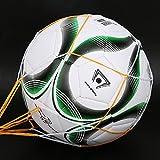 Entrenador de fútbol PU Cintura Ajustable para Practicar...