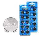enevolt(basic) コイン電池 CR2032 H 340mAh リチウムコイン電池 3V 3R SYSTEMS 20個セット