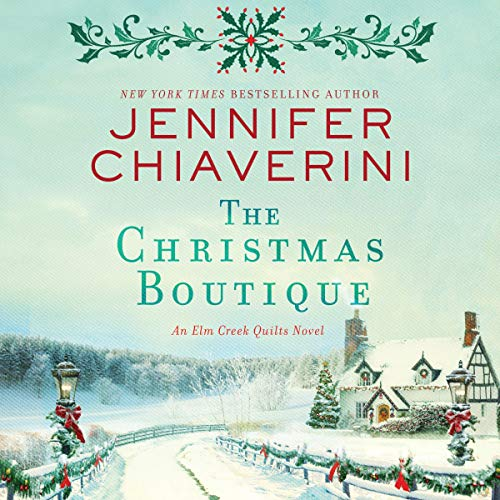 The Christmas Boutique cover art