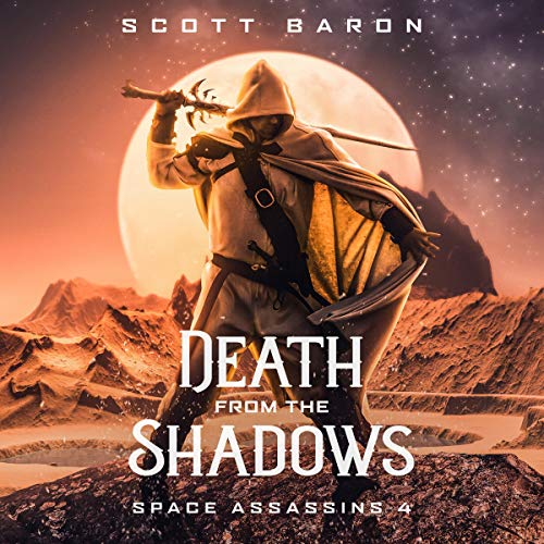 Death from the Shadows cover art