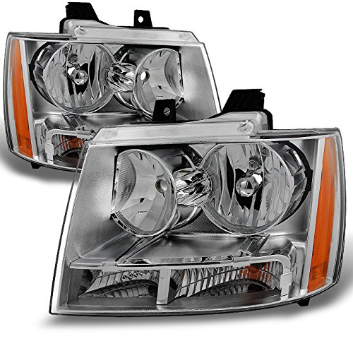 07 avalanche headlight cover - 6