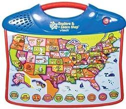 VTech USA Explore & Learn Map