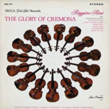 The Glory Of Cremona: Ruggiero Ricci Plays 15 Famous Violins