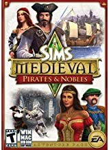 NEW The SIMS Medieval Pirates and Nobles - PC