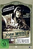 John Wayne - Der Abenteurer ( 3 komplette Fernsehserien) [2 DVDs]