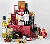 Christmas Classic Hamper Festive Hamper with Wine