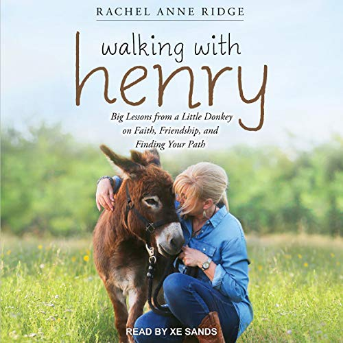 Walking with Henry audiobook cover art