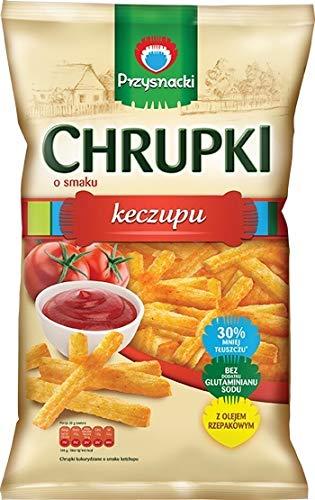 Przysnacki Flips ''Chrupki'' mit Ketchup-Geschmack 120g