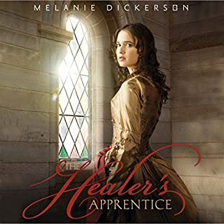 The Healer's Apprentice audiobook cover art