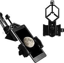 TechnoBuyers Mobile Phone Adapter Mount Compatible Binocular Monocular Microscope Spotting Scope Telescope All Brands Mobile Phones Etc