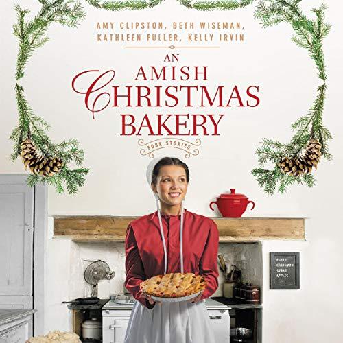 An Amish Christmas Bakery cover art