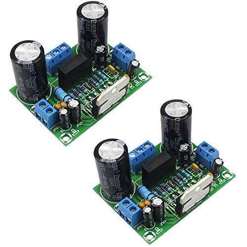 morismoon 2Pack/lot tda7293Digital Audio Verstärker Board Mono Single Channel AC 12Gleichspannungswandler 100W