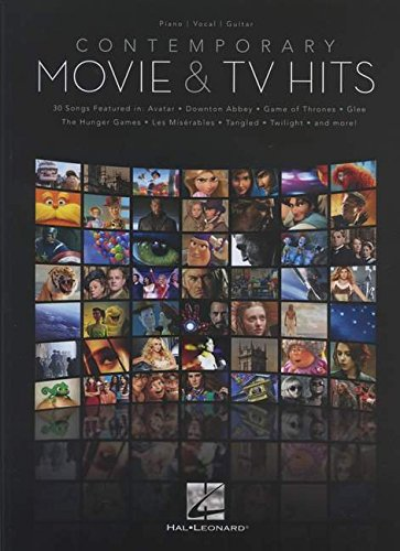 Hal Leonard Publishing Corporation: Contemporary Movie & Tv