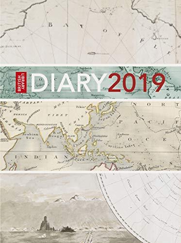 British Library Desk Diary 2019
