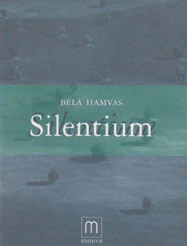 Silentium. Essays