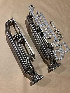 DODGE MOPAR Twin Turbo Manifolds Headers T3 T4 318 340 360 LA 5.2L 5.9L MAGNUM