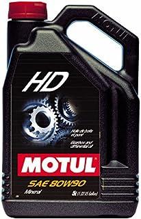 Motul 100105/74 HD 80W90 differentiaaltransmissie 5 l