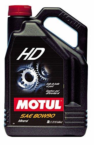 MOTUL 100105 74Olio lubrificante di differenziale HD 80W905L