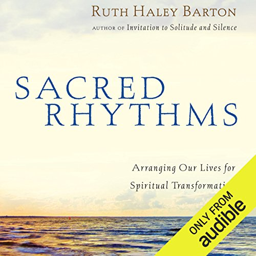 Sacred Rhythms audiobook cover art
